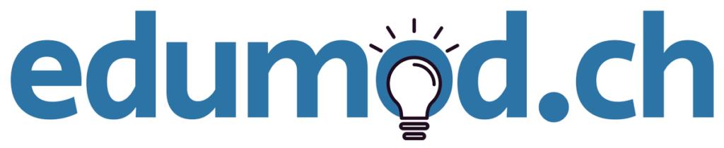edumod.ch Logo bzw. Schriftzug